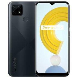 Мобильные телефоны - Realme C21 3/32 Cross Black, 0