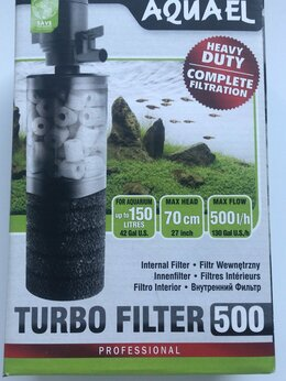 Оборудование для аквариумов и террариумов - Фильтр для аквариума, 0