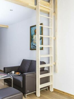Лестницы и элементы лестниц - Приставная лестница Fakro модель OMP, 60*90*300 см, 0