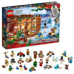 Конструкторы - Lego City Новогодний календарь 60235, 0
