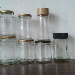 Ёмкости для хранения - Банки и бутылки стеклянные, 0