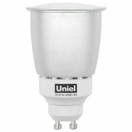 Лампочки - Лампа компактная люминесцентная Uniel  GU10 13Вт 4000K 06340, 0
