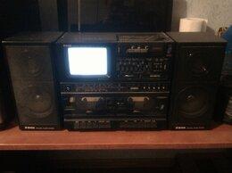 Музыкальные центры,  магнитофоны, магнитолы - Tensai International Akai RTC-8315 1982г Japan, 0