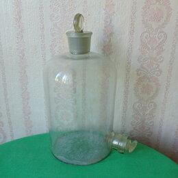 Бутылки - Оригинальная бутыль с горловиной под кран сбоку внизу., 0