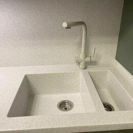 Кухонные мойки - Мойки из искусственного камня, 0