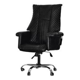 Массажные кресла - Офисное массажное кресло EGO President EG1005 АНТРАЦИТ (Арпатек), 0