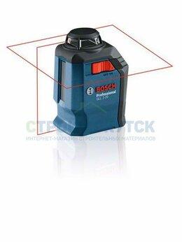 Измерительные инструменты и приборы - Линейный лазерный нивелир Bosch GLL 2-20…, 0