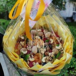 Цветы, букеты, композиции - Ореховый букет, 0