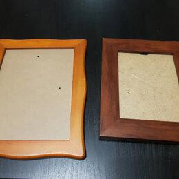 Фоторамки - Рамки для фото, 2 шт, 0