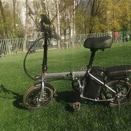 Мототехника и электровелосипеды - Электровелосипед Syccyba Mimik, 0
