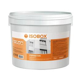 Изоляционные материалы - Герметик ISOBOX Акриловый для межпанельных швов…, 0