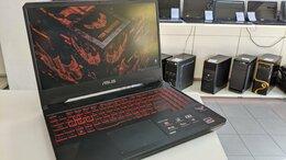 Ноутбуки - Ноутбук Asus TUF Core i5-7400HQ/8GB/1050/SSD/HDD, 0