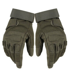 Перчатки и варежки - Перчатки тактические Blackhawk, олива, 0
