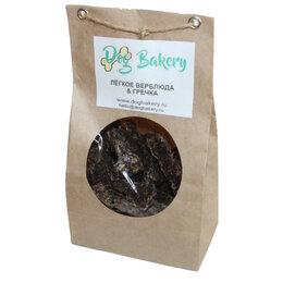 Лакомства  - Dog Bakery - Печенье для собак с лёгким верблюда и гречкой, 0