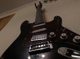 Электрогитары и бас-гитары - Электрогитара Harley Benton ST-62 Черная, 0
