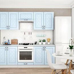 Мебель для кухни - Кухня Ромб набор 6 220 см, 0
