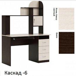 Компьютерные и письменные столы - Стол компьютерный Каскад-6, 0