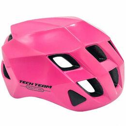 Спортивная защита - Шлем TechTeam Gravity 500 розовый, 0