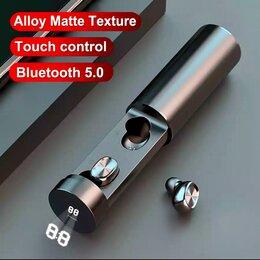 Наушники и Bluetooth-гарнитуры - Наушники беспроводные Bluetooth TWS B9/8D, 0