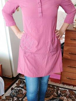 Блузки и кофточки - Туника-платье из батиста новая 44-46 размер, 0