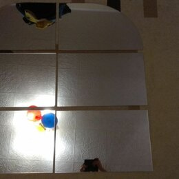 Зеркала - Зеркало панно (0,55 х 0,35) 6 шт. (Недостатки), 0