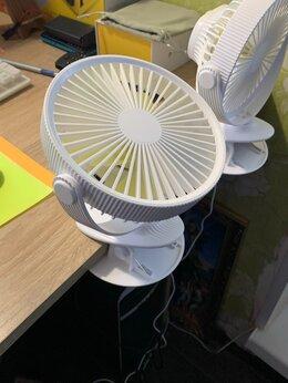 Вентиляторы - Вентилятор настольный на прищепке USB, 0