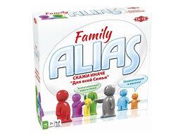 Настольные игры - Игра настольная ALIAS Скажи иначе:Для всей семьи…, 0
