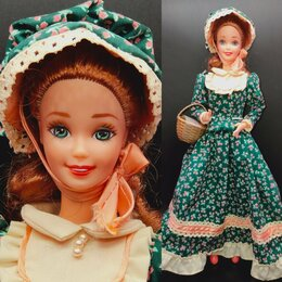 Куклы и пупсы - Барби - История Америки, Пионер, 1994 год, 0