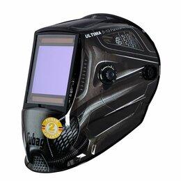 Маски и очки - Маска сварщика FUBAG ULTIMA 5-13 Panoramic Black…, 0