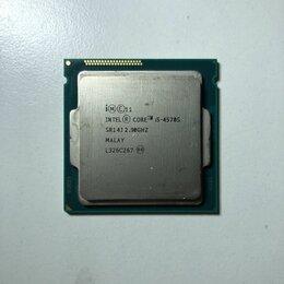 Процессоры (CPU) - ПРОЦЕССОР INTEL CORE I5 4570S LGA1150, 0