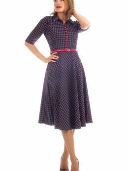 Платья - Платье Новое расклешенное на подкладе миди 48-50…, 0