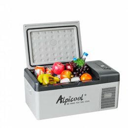 Сумки-холодильники и аксессуары - Автохолодильник Alpicool C15, 0