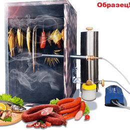 Аксессуары для грилей и мангалов - Дымогенератор для  холодного копчения. , 0