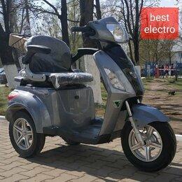Мототехника и электровелосипеды - Электротрицикл VOLTECO TRIKE New., 0