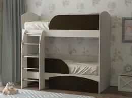 Кроватки - Двухъярусная кровать Омега 4, 0