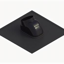 Комплектующие - Манжета для наклонной крыши RTF08.005, 00OTH.00.1RU F, 0