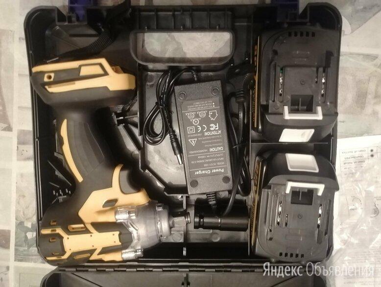 Электрический ударный гайковерт  по цене 6000₽ - Гайковерты, фото 0