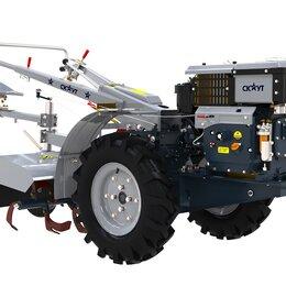 Спецтехника и навесное оборудование - Мотоблок СКАУТ 101 D с почвофрезой и сиденьем, 0