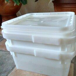 Прочие хозяйственные товары - Куботейнеры из-под мёда на 35 и 17 кг по две шт., 0