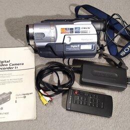 Видеокамеры - Видеокамера Digital8 Sony DCR-TRV140E, 0