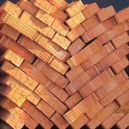 Кирпич - кирпич красный полнотелый на фундамент перегородки печь м 150, 0