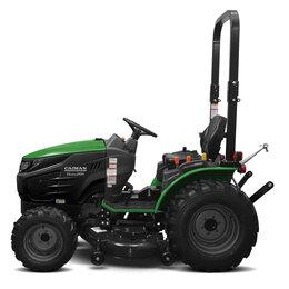 Мини-тракторы - Газонокосильная машина Caiman Dako 25H, аграрные…, 0