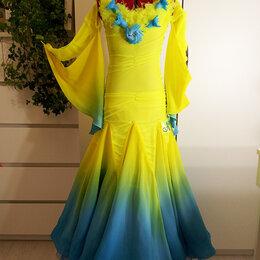 Платья - Яркое сочное Платье для бальных танцев Ю1 St (стандарт), 0