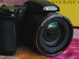 Фотоаппараты - Компактная фотокамера Nikon Coolpix L830, 0