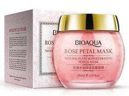 Антивозрастная косметика - Маска для лица Bioaqua Rose Petal Mask 120 мл…, 0