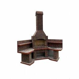 Грили, мангалы, коптильни - Печь барбекю №19 А, 0