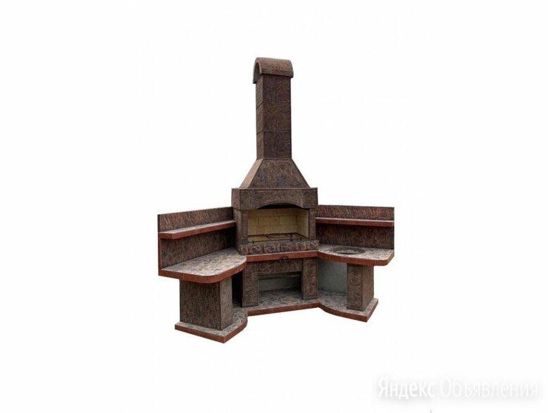 Печь барбекю №19 А по цене 105000₽ - Грили, мангалы, коптильни, фото 0