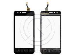 Дисплеи и тачскрины - Тачскрин для Huawei Y3 II 3G LUA-U22 черный, 0