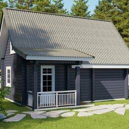 Готовые строения - Домокомплект из профилированного или клеенного бруса LH 700 , 0
