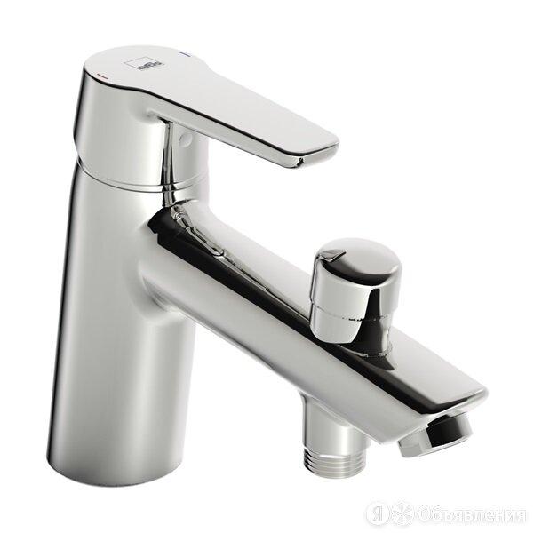 Смеситель Oras Saga 3946F для ванны по цене 12183₽ - Смесители, фото 0